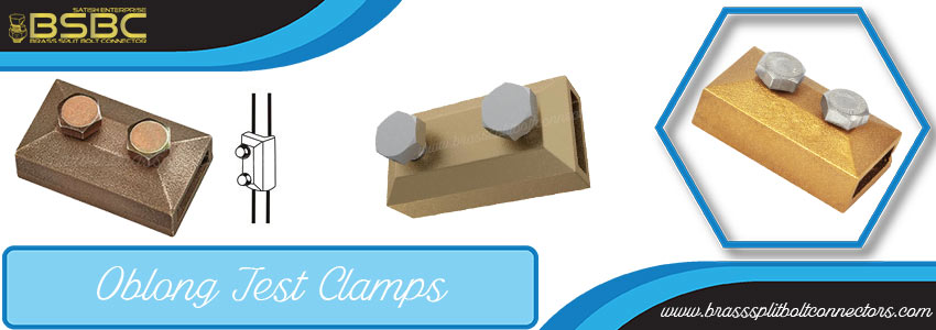 Oblong Test Clamps