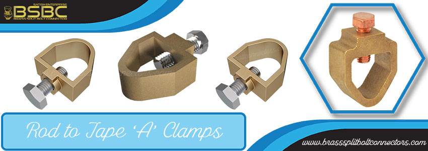Rod to Tape A Clamps