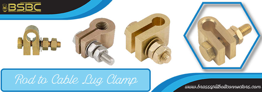Rod to Cable Lug Clamp – D Type