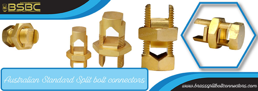 Australian Standard Split Bolts Connectors