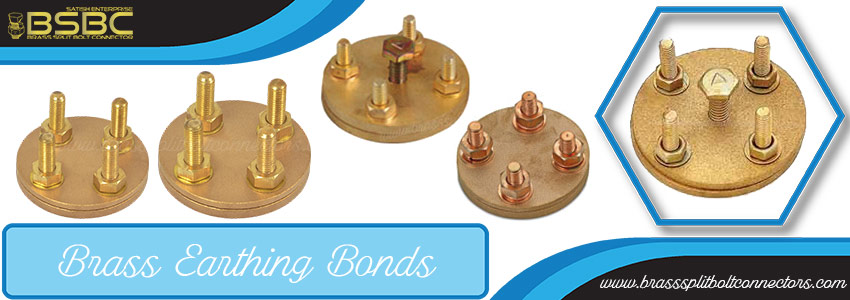 Brass Earthing Bonds